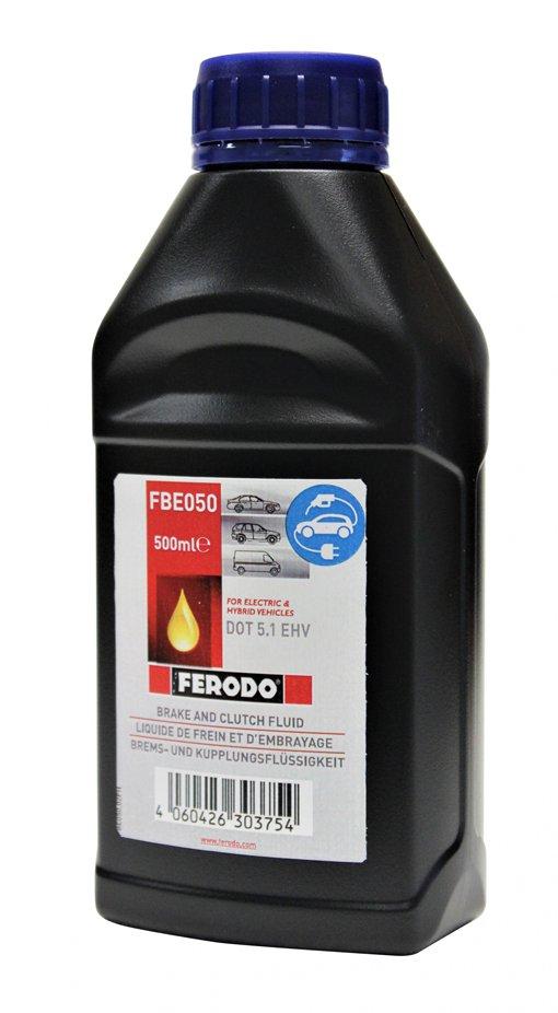Liquide De Frein Spécifiquement Développé Pour Les Voitures Electriques Et Hybrides